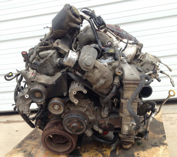 Ford Powerstroke 6.4L Engine Core