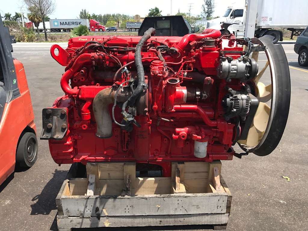 Cummins ISX Engine ⋆ Diesel Core Resource * Sell Core